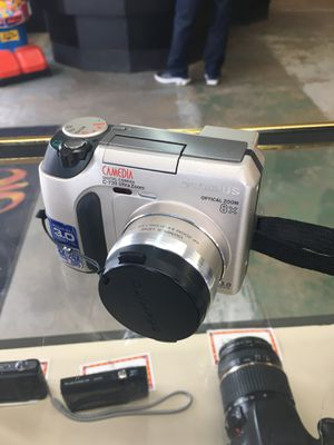 Olympus C-720 Ultra Zoom Digital Camera for Sale in Raleigh, NC