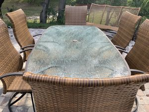 Leaders Casual Furniture outdoor patio set for Sale in Palm Harbor, FL