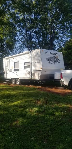 2007 WILDWOOD LE 20FB TRAILER- CONCORD for Sale in Concord, NC