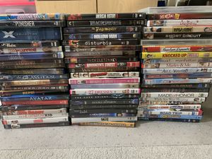 60+ DVD's for Sale in Spring Hill, FL
