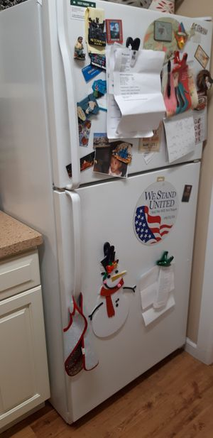 Whirlpool refrigerator- 29Dx29Wx65H for Sale in Federal Way, WA