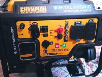 Champion Digital Hybrid Open Flame Inverter for Sale in Portland,  OR