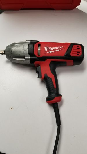 "Milwaukee corded 1/2"" impact wrench for Sale in Marietta, GA"