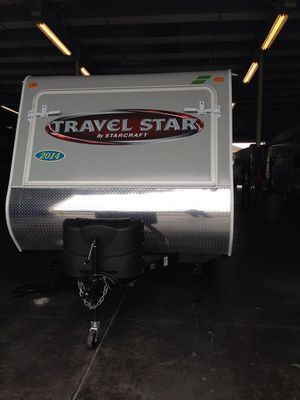 Starcraft Travel Trailer 187tb Immaculate Condition for Sale in Miami, FL