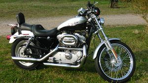2003 100th Anniversary Edition Harley Davidson Sportster 883 Custom for Sale in Lawrenceville, VA