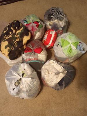 Tons of baby boy clothes for Sale in Phoenix, AZ