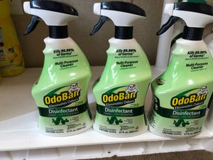 OdoBan disinfectant Spray for Sale in Brogden, NC