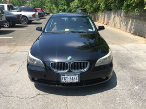 2007 BMW 530i for Sale in Capitol Heights, MD