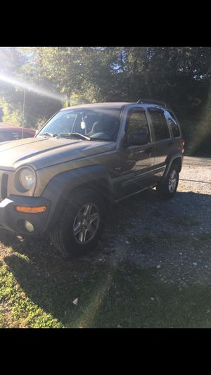 Jeep Liberty 2003 limited 4wd for Sale in Greeneville, TN
