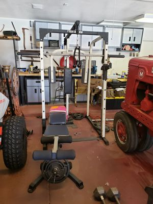 Weights and workout Equipment for Sale in Glendale, AZ