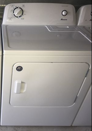 💫 Amana (By Whirlpool) Dryer 💲200 💫 for Sale in Arlington, TX