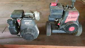 Sears Motor for pressure washer 3.5 for Sale in Dunnellon, FL
