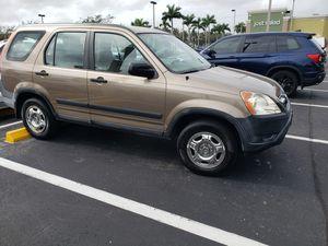 Honda CR-V for Sale in Pembroke Pines, FL