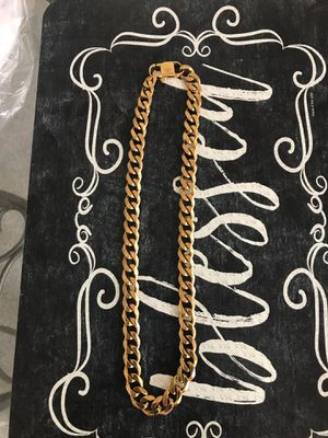 Gold chain for Sale in Portland, OR