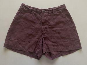 "Patagonia 100% Hemp Island 4"" Shorts Maroon Red Women's 6 for Sale in Chandler, AZ"