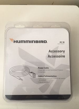Humminbird Power Cable for Sale in Chicago, IL