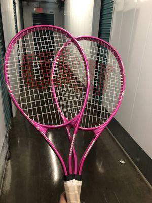 Wilson pink women's tennis rackets for Sale in San Diego, CA