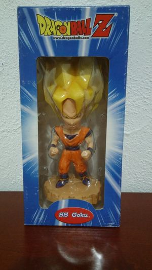 Dragonball Z SS Goku collectable bobblehead for Sale in Brooklyn, NY
