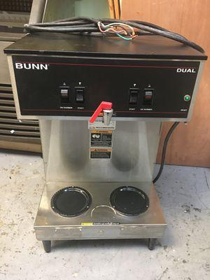 Bunn Dual (120/208v 1s Mech PF) Coffee Maker for Sale in Harrisonburg, VA