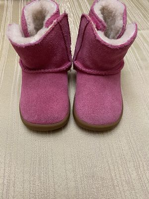 UGG toddler girl boots for Sale in Los Angeles, CA