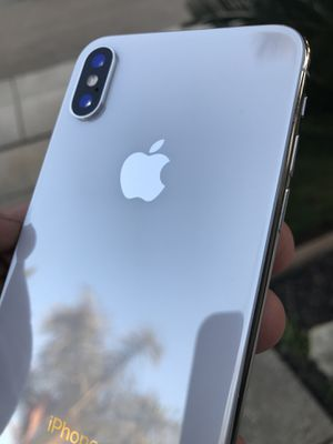 iPhone X 64gb, unlocked for Sale in Citrus Heights, CA