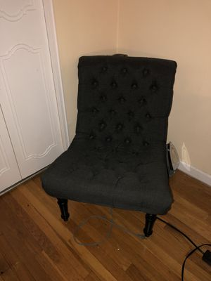 Upholstery chair and ottoman for Sale in New York, NY
