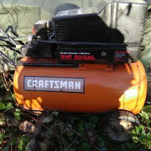 •Craftsman Air Compressor• for Sale in Renton, WA