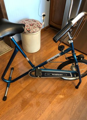 Trim ride exercise bike for Sale in Lemont, IL
