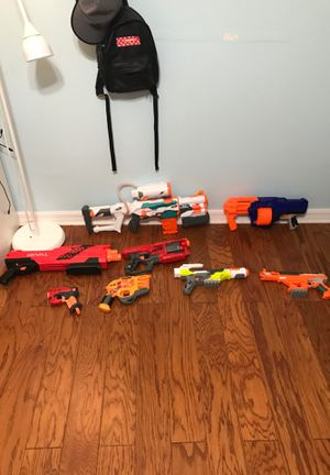 Nerf collection(Toy guns) for Sale in Sarasota, FL