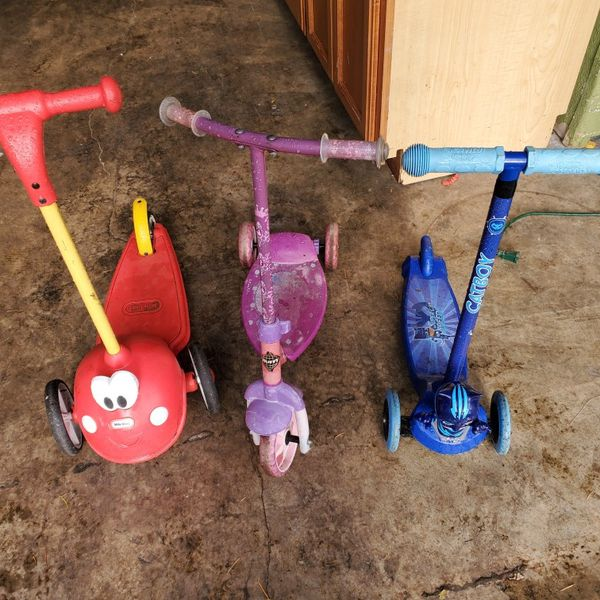Scooter $10 each