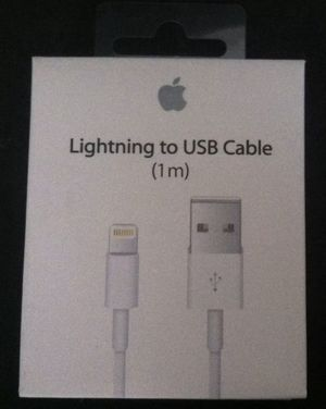 OEM Authentic Original Apple iPad Air iPad Mini Lightning Charger USB Cable for Sale in Plano, TX
