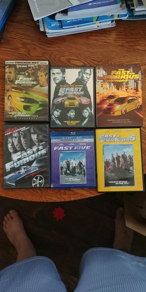 Fast & Furious movies for Sale in El Cajon, CA