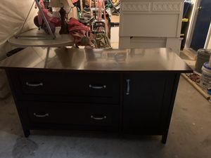 Tv stand / cabinet for Sale in Fairfax, VA