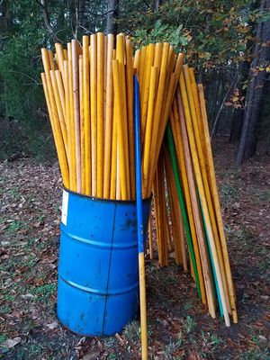 Fiberglass Pole's for Sale in Irmo, SC