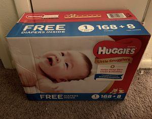 Huggies Diapers Size 1 for Sale in Newport News, VA