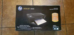 HP Deskjet 3000 Wireless Printer for Sale in Phoenix, AZ
