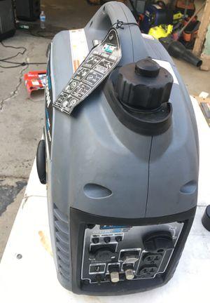 Inverter generator 2300 w peak 1800 rated for Sale in Fontana, CA