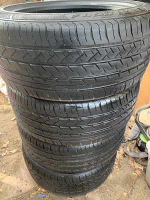 205/50/16 like new tires for Sale in Fresno, CA