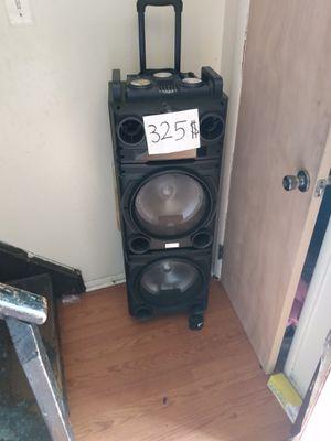Brand new DJ speaker Lights up for Sale in Chicago, IL