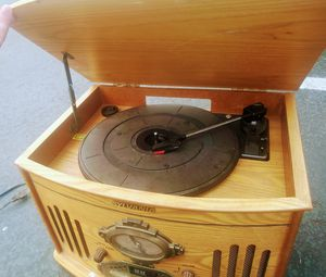 Record Player + 4 other features in 1 for Sale in Phoenix, AZ