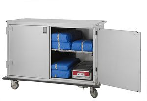 Metro Rolling Stainless Steel Cart for Medical Surgical Veterinarian Hospital Autoclave Sterilization Restaurant Catering Stryker valleylab tools for Sale in Tacoma, WA