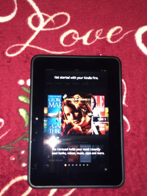 AMAZON KINDLE FIRE HD X43Z60 TOUCH SCREEN TABLET ** Guaranteed Fully Functional ** 48hrs WARRANTY 📌 See HUGE Collection of COOL STUFF here ... for Sale in Las Vegas, NV