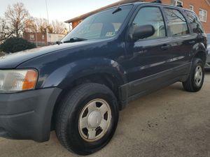 2003 Ford Escape XLS for Sale in Arlington, VA