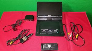 Sony DVD player with audio video input and output for Sale in East Orange, NJ