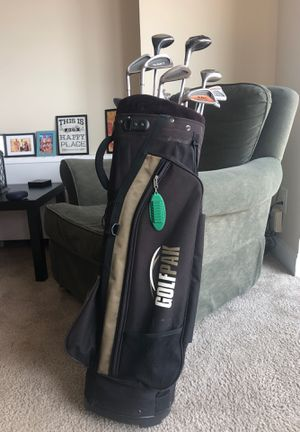 Left Handed Player - Golf Kit for Sale in Bethesda, MD