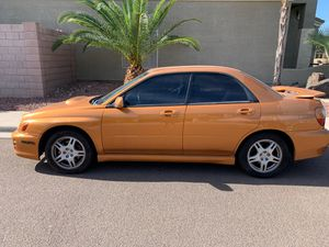 2003 WRX automatic for Sale in Peoria, AZ
