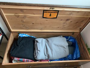 """Antique cedar chest 48"""" x 20"""" for Sale in New York, NY"""