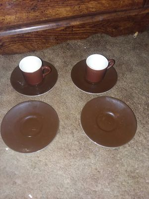 Mini 6 piece China antique tea set new in box for Sale in Springfield, OH