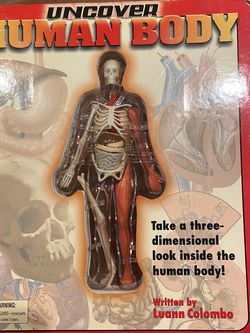 Human Body Book for Sale in Oregon City,  OR