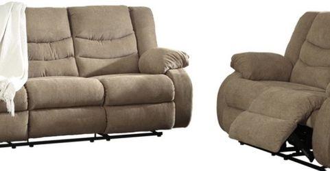 Sofa Grande reclinable y sofa de dos plazas🎊Ahora solo $1034⭐️ ⚠️CANTIDAD LIMITADA‼ ️ for Sale in Queens,  NY